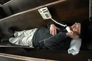 John Shipman, All Night I Mourned Myself, 2010