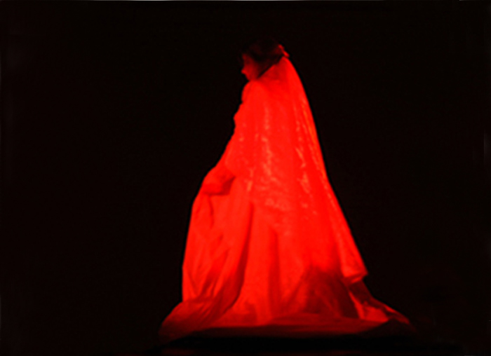 John Shipman, Red Bride from In Search of a Wife in Search of a Husband, 2009